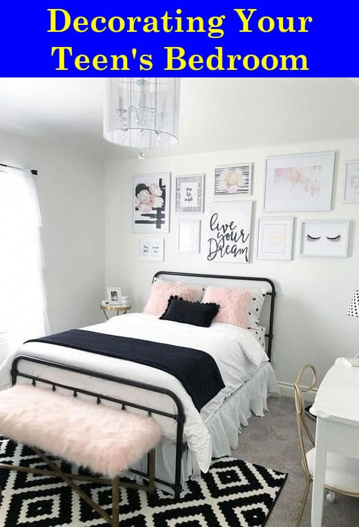Decorating Your Teen's Room