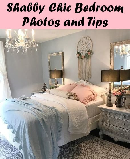 shabby chic bedroom photos and tips